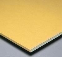 Plaque de plâtre haute-dureté PREGYDUR BA13 ép.12,5mm larg.1,20m long.2,50m - Gedimat.fr