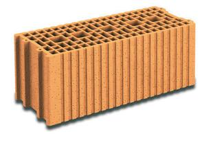 Brique terre cuite complémentaire POROTHERM R20 ép.20cm haut.18,9cm long.50cm - Gedimat.fr