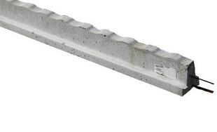Poutrelle précontrainte béton RS 111 long.1,80m - Gedimat.fr