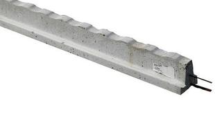 Poutrelle précontrainte béton RS 111 long.1,70m - Gedimat.fr