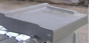 elegant appui de fentre bton profcm longtableau cm gris gedimatfr with appui de fenetre weser. Black Bedroom Furniture Sets. Home Design Ideas