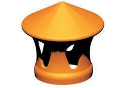 Lanterne TBF n°3 diam.130mm coloris rouge - Gedimat.fr