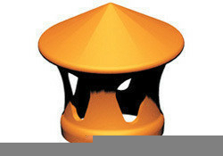 Lanterne diam.150mm pour tuiles TERREAL coloris vieilli Languedoc - Gedimat.fr
