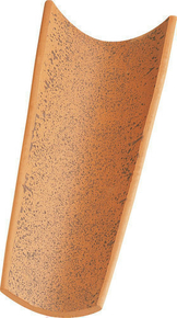 Tuile CANAL A TENONS 230-50 POUDENX coloris rose - Gedimat.fr