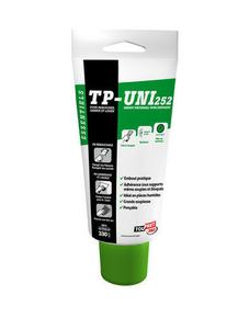 Enduit universel tous travaux TP-UNI252 tube 330g ton blanc - Gedimat.fr