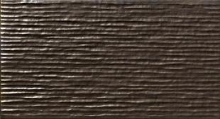 Carrelage pour mur en faïence T.WALL larg.25cm long.46 cm coloris brown - Gedimat.fr