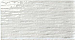 Carrelage pour mur en faïence WALL GLOSSY larg.25cm long.46 cm coloris white - Gedimat.fr
