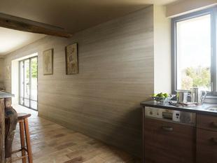 Lambris pvc pour plafond salon devis materiaux en ligne - Colle pour lambris pvc ...