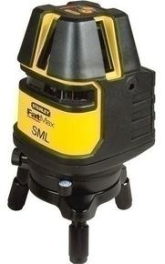 Kit laser MULTILINE SML + canne mpole + trépied aluminium - Gedimat.fr