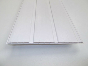 Lambris pvc blanc lame for Gedimat salle de bain