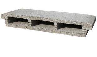 Entrevous béton NF ép.8cm long.24cm larg.57cm - Gedimat.fr