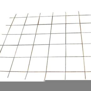 Treillis soud brico pb1 maille 20x20cm fil de 3 5mm long 2 40m larg 1 20m - Prix treillis soude ...