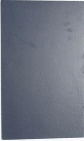Ardoise fibre-ciment modèle ORLEANE 40x24cm coloris anthracite - Gedimat.fr