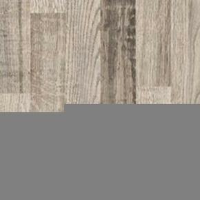 Bande de chant pré-encollée larg.4,4cm long.5m ép.3mm décor lamellé gris clair - Gedimat.fr
