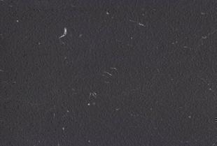 Plan de travail stratifié ép.38mm, pan coupé, dim.95x95cm R4 décor pierre noire - Gedimat.fr