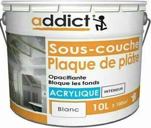 Peinture Sous Couche Acrylique 10L   Gedimat.fr