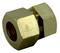 Raccord union bicône laiton brut à visser femelle diam.15x21mm pour tube cuivre diam.14mm avec lien 1 pièce - Gedimat.fr