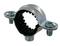 Collier de fixation isophonique simple diam.12mm sous coque de 5 pièces - Gedimat.fr