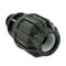 Raccord plastique droit mâle à visser diam.33x42mm pour branchement tube polyéthylène diam.40mm en vrac étiquetté 1 pièce - Gedimat.fr