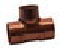 Té cuivre à souder réduit diam.14x12x14mm 2 pièces - Gedimat.fr