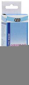 Colle PVC gel GEBSOPLAST en tube de 125ml - Gedimat.fr