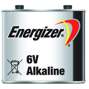 Pile alcaline LR820 6 volts ENERGIZER type 4R25-2 vendu à l'unité - Gedimat.fr