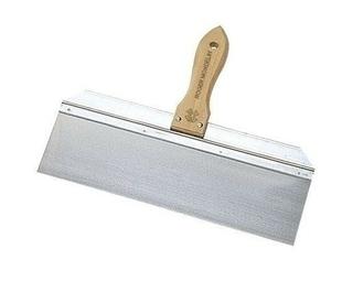 Couteau à enduire et jointer les bandes inox larg.30cm - Gedimat.fr
