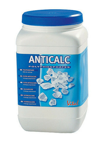 Boîte de cristaux de polyphosphate Anticalc de 0,5kg - Gedimat.fr