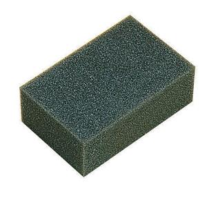 Eponge de cimentier mousse polyuréthane ép.6cm larg.11cm long.17cm grise - Gedimat.fr