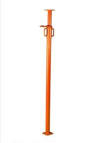 Etai acier extensible peint écrou acier série standard N°4 réglable de 1,60m à 2,90m - Gedimat.fr