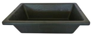 auge de ma on en mati re caoutchout e prochok 35l noir. Black Bedroom Furniture Sets. Home Design Ideas