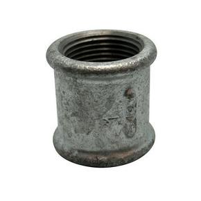 Manchon acier galvanisé double femelle égal à pas droite/gauche FG271 diam.20x27mm avec lien 1 pièce - Gedimat.fr