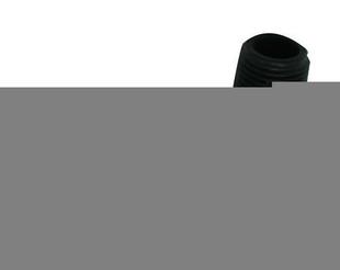 Coude plastique mâle diam.20x27mm pour branchement tube polyéthylène diam.25mm en vrac 1 pièce - Gedimat.fr