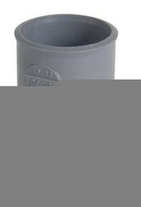 Réduction extérieure PVC NICOLL mâle diam.40mm femelle diam.32mm coloris gris - Gedimat.fr