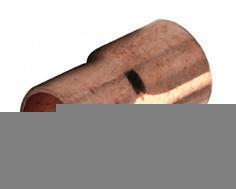 Manchon cuivre à souder réduit femelle-femelle 240CU diam.22/14mm sur carte de 2 pièces - Gedimat.fr