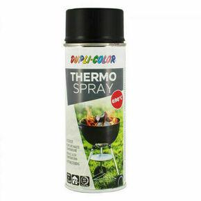 Bombe peinture haute température aérosol 400ml noir - Gedimat.fr