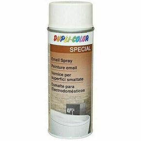 Bombe de peinture émail aérosol déco 400ml blanc - Gedimat.fr
