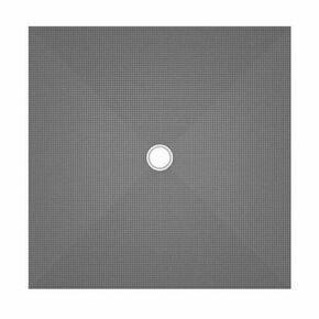 Receveur carré à carreler FUNDO WEDI polystyrène extrudé ép.40mm dim.90x90cm - Gedimat.fr
