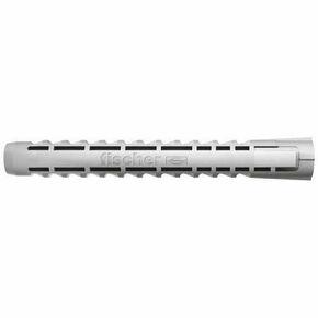 Cheville à expansion nylon avec vis pour matériaux pleins FISCHER SX diam.5mm long.25mm en blister de 25 pièces - Gedimat.fr