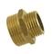 Mamelon laiton 245 réduit mâle diam.20x27mm mâle diam.15x21mm 10 pièces - Gedimat.fr
