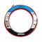 Câble électrique unifilaire cuivre H07VU section 2,5mm² coloris rouge en bobine de 10m - Gedimat.fr