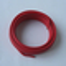 Câble électrique rigide unifilaire H07VU diam.1,5mm² coloris rouge en couronne de 5m - Gedimat.fr