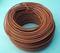 Câble électrique rigide unifilaire H07VU diam.1,5mm² coloris marron en couronne de 10m - Gedimat.fr