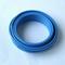 Câble électrique rigide unifilaire H07VU diam.6mm² coloris bleu en couronne de 5m - Gedimat.fr