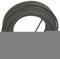 Câble électrique rigide R2V 4G2,5mm² coloris noir bobine long.50m - Gedimat.fr