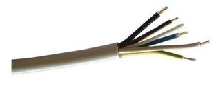 Câble électrique souple H05VVF section 5G1,5mm² coloris gris vendu à la coupe au ml - Gedimat.fr