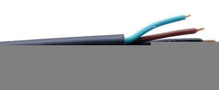 Câble électrique rigide R2V 5G1,5mm² coloris noir vendu à la coupe au ml - Gedimat.fr