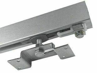 Kit TP80 pour porte coulissante en applique sur une cloison avec une portée de 80 kg - 2.00 m - Gedimat.fr