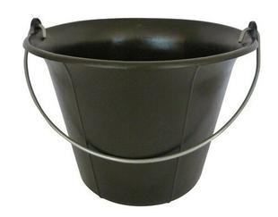 Seau de maçon plastique anse 5,3 mm 11 L noir - Gedimat.fr