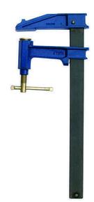 Serre-joints à pompe saillie de 90 section 28x8 serrage 200 mm - Gedimat.fr